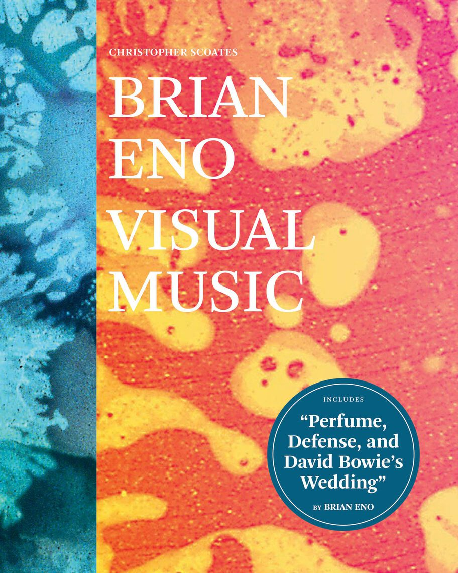 "Cover for ""Brian Eno - Visual Music"""