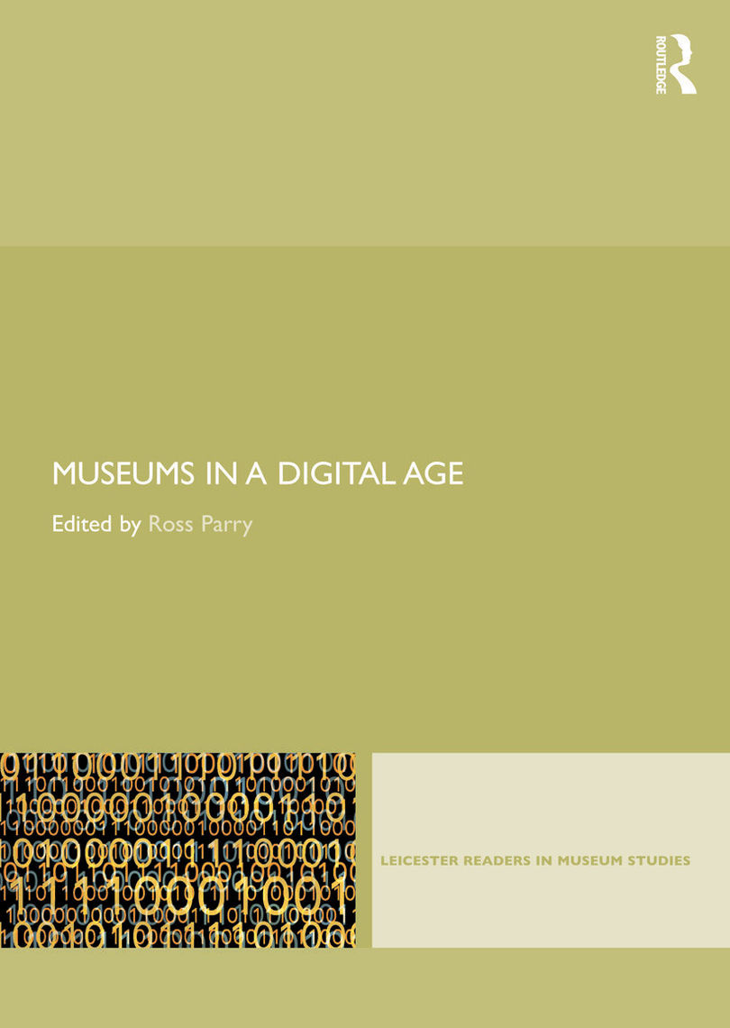 "Cover for ""Museums in a Digital Age"""
