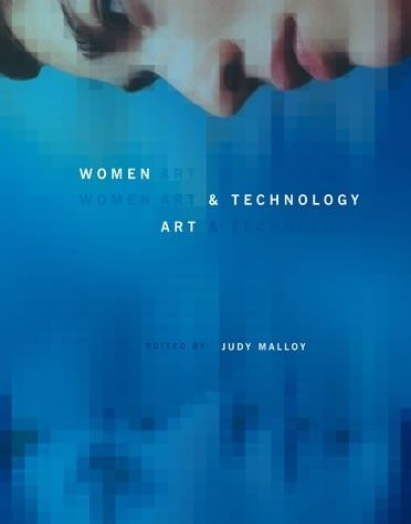 "Cover for ""Women, Art, and Technology"""